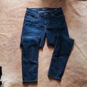Lucky brand brooke legging Jean size 12 /31